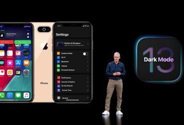 Những tính năng đáng chú ý có mặt trên iOS 13