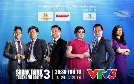 Thương Vụ Bạc Tỷ – Shark Tank Việt Nam